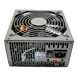 850 Watt 850W 120mm Fan ATX Power Supply 12V 2.3 EPS12V 2.92 SLI-ready PCI-Express SATA 20/24 PIN Intel AMD by KENTEK