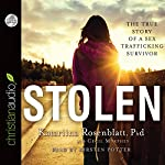 Stolen: The True Story of a Sex Trafficking Survivor | Katariina Rosenblatt,Cecil Murphey