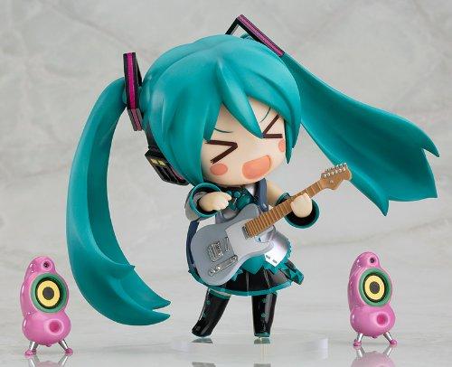 キャラクター・ボーカル・シリーズ01 初音ミク ねんどろいど 初音ミク 2.0 2次出荷分 (ノンスケール ABS&PVC塗装済み可動フィギュア)