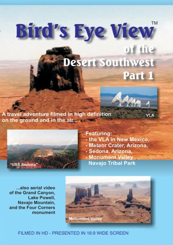 Bird's Eye View of the Desert Southwest Pt. 1 [DVD] [Import]