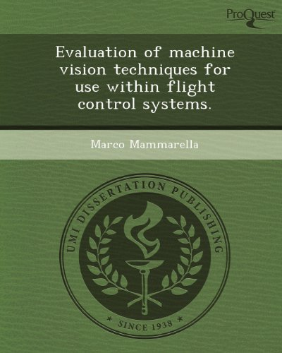 Evaluation of Machine Vision Techniques for Use Within Flight Control Systems.