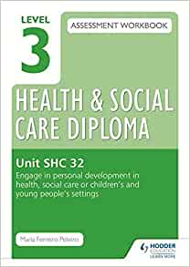 level3 shc 32 health and social Knowledge for unit: shc 32 engage in personal development in health, social care or children's and young people's settings credit value 3  unit shc 32: engage in personal development in health, social care or children's and young people's settings about this unit.