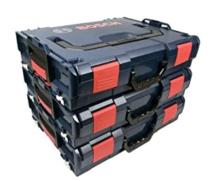 Bosch LBOXX Größe 1 Sortimo 102  3 Stück mit  Kritiken und weitere Informationen