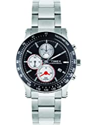 Timex E Class Chrono Chronograph Black Dial Men's Watch I507