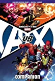 img - for Avengers vs. X-Men Companion book / textbook / text book