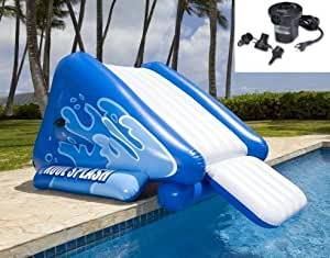 Share facebook twitter pinterest 40 shares people are sharing this for Citywide aquatics division swimming pool slide