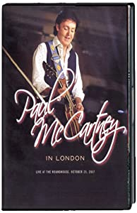 Paul McCartney in London [DVD]