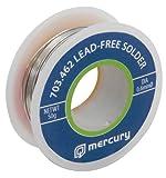 Mercury High Quality Lead Free Solder 50g Roll 0.6mm