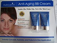 Hydroxatone Anti-Aging BB (Beauty Balm) Cream, Universal Shade for ALL Skin Types, SPF 40 (BONUS Pack of 2, 1.5 ounce bottles) from Hydroxatone