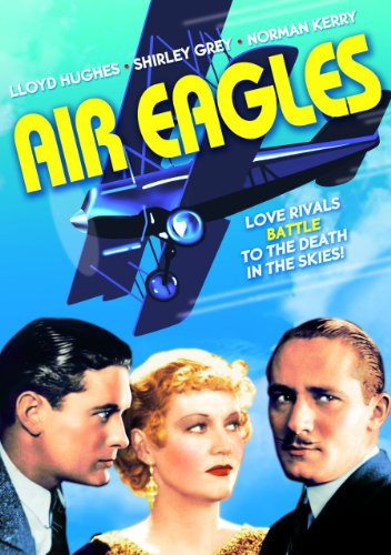 Cover art for  Air Eagles