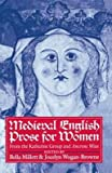 img - for [(Medieval English Prose for Women: Selections from the Katherine Group and