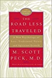 img - for By M. Scott Peck: The Road Less Traveled, 25th Anniversary Edition : A New Psychology of Love, Traditional Values, and Spiritual Growth book / textbook / text book