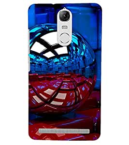 Fuson 3D designer Mobile Back Case Cover For Lenovo Vibe K5 Note Pro / Lenovo K5 Note