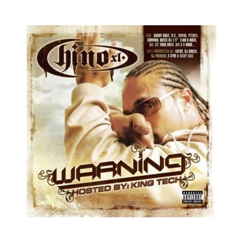 Chino XL - Warning (Hosted By: King Tech) (2007)