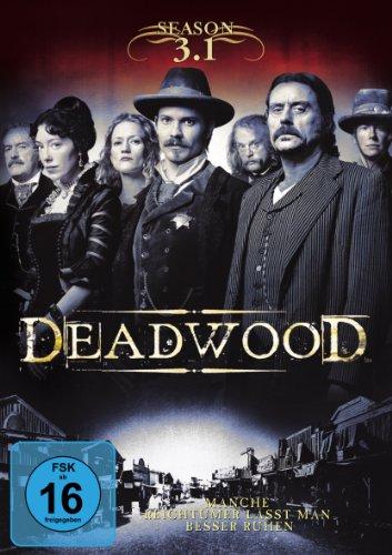 Deadwood - Season 3, Vol. 1 [2 DVDs]