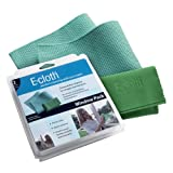E-cloth Window Cleaning Pack, Window Cloth/Glass and Polishing Cloth
