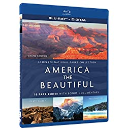 America the Beautiful - National Parks Collection + Digital [Blu-ray]