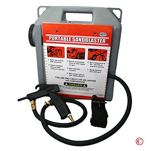 Portable-Air-Sandblaster
