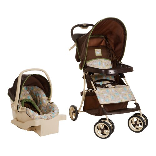 Cosco Juvenile Sprinter Go Lightly Travel System, Kontiki  (Discontinued by Manufacturer)