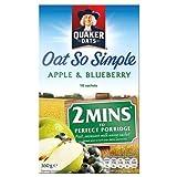 Quaker Oats Oatso Simple Apple & Blueberry 360g
