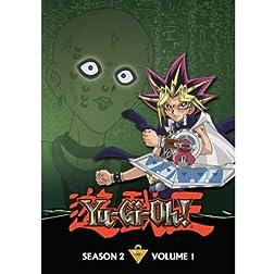 Yu-Gi-Oh! Classic: Season 2 Volume 1 [Blu-ray]