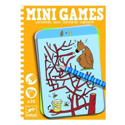Mini Games - Mazes by Theseus