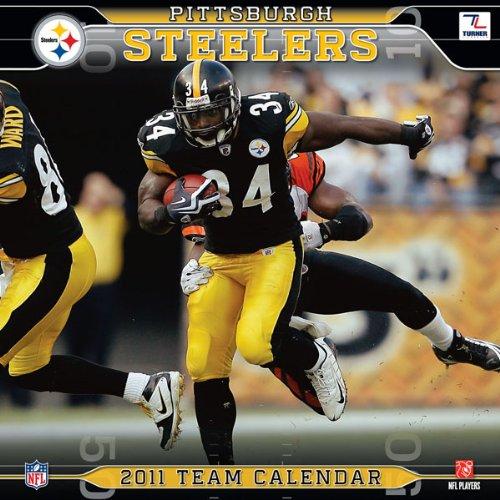 2011 Pittsburgh Steelers Calendar