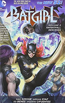 Batgirl Vol. 2: Knightfall Descends (The New 52)