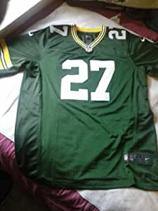 Eddie Lacy #27 Green Bay Packers Green Jersey 44 Large