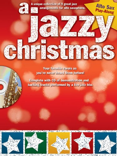A Jazzy Christmas - Alto Sax Play-Along (Bk/Cd)