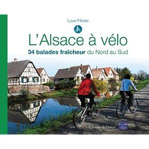 Couv. L'Alsace à vélo