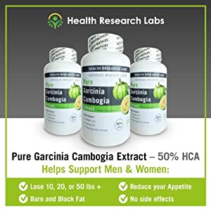 Pure Premium Garcinia Cambogia ★ Flash Sale ★ As Low As $15.76