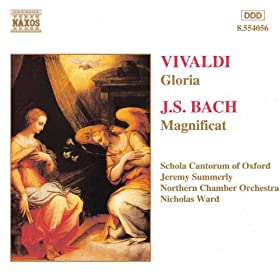 Magnificat in D major, BWV 243: Omnes generationes