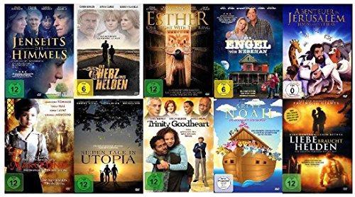 Die große Herz - Liebe - Glauben Spielfilm Collection (10 Filme) [10 DVDs]
