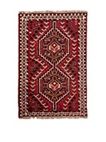 RugSense Alfombra Persian Shiraz Rojo/Naranja/Multicolor 130 x 75 cm