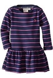 JoJo Maman Bebe Baby Girls' Breton Dress
