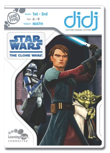 LeapFrog  Didj Custom Learning Game Star Wars: The Clone Wars - 1