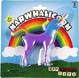 "Narwhalicorn ""Half Unicorn - Half Narwhal"" (Majestic and Bendable)"