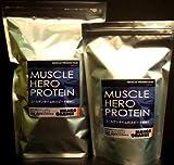 マッスルヒーロープロテイン5kg(ミルクココア味)