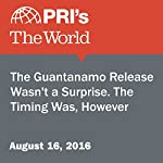 The Guantanamo Release Wasn't a Surprise. The Timing Was, However | Arun Rath