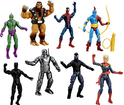 Marvel Legends Series 3.75 inch Wave 1 2016 Set of 8 (Marvel Universe Rogue compare prices)