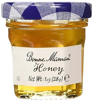 Bonne Maman Honey Mini Jars - 1 oz x 15 pcs Kosher from Caviar Line