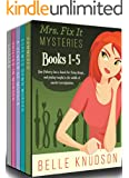 Mrs. Fix It Mysteries (5 Cozy Mystery Books Collection)