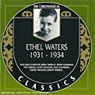 The Chronological Ethel Waters: 1931-1934