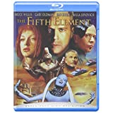 The Fifth Element (Remastered) [Blu-ray] ~ Bruce Willis