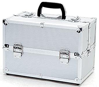 TZ Case Beauty Case #TC-06 SD Silver Dot