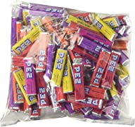 PEZ Candy Refills, 2 lb Bag in a Blac…