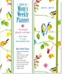 2013 Watercolor Birds Mom's Weekly Pl...