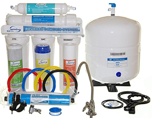 iSpring-RCW5-US-legendary-50GPD-5-Stage-Under-Counter-Reverse-Osmosis-RO-Water-Filter-with-Quick-Fitting