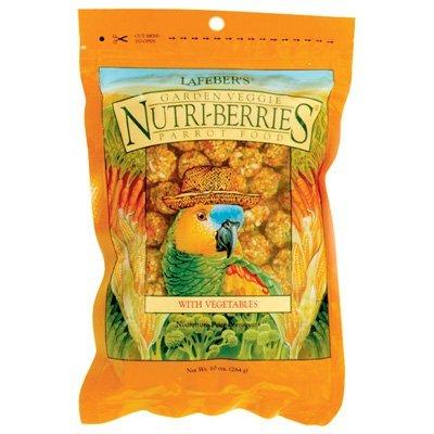 Lafeber'S Gourmet Garden Veggie Nutri-Berries For Parrots 3Lb. Bag